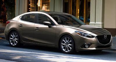 2014 Mazda 3 Release Date
