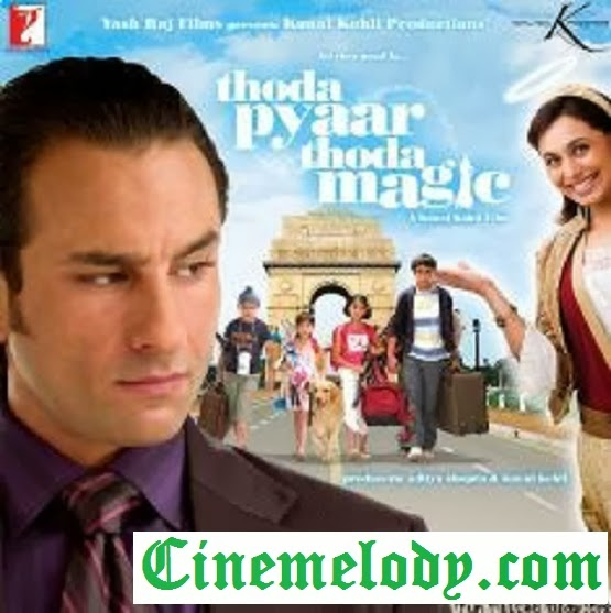Thoda Pyaar Thoda Magic (2008) Hindi Mp3 Songs Free  Download