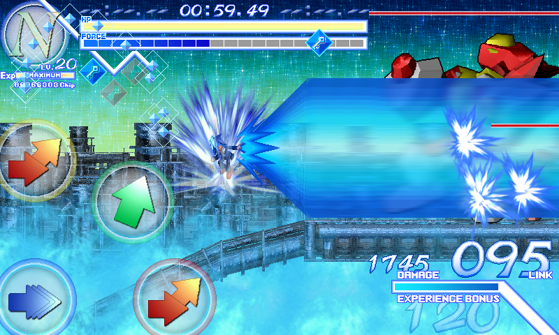 Bluest -Fight For Freedom- v2.1.1 APK Full Download