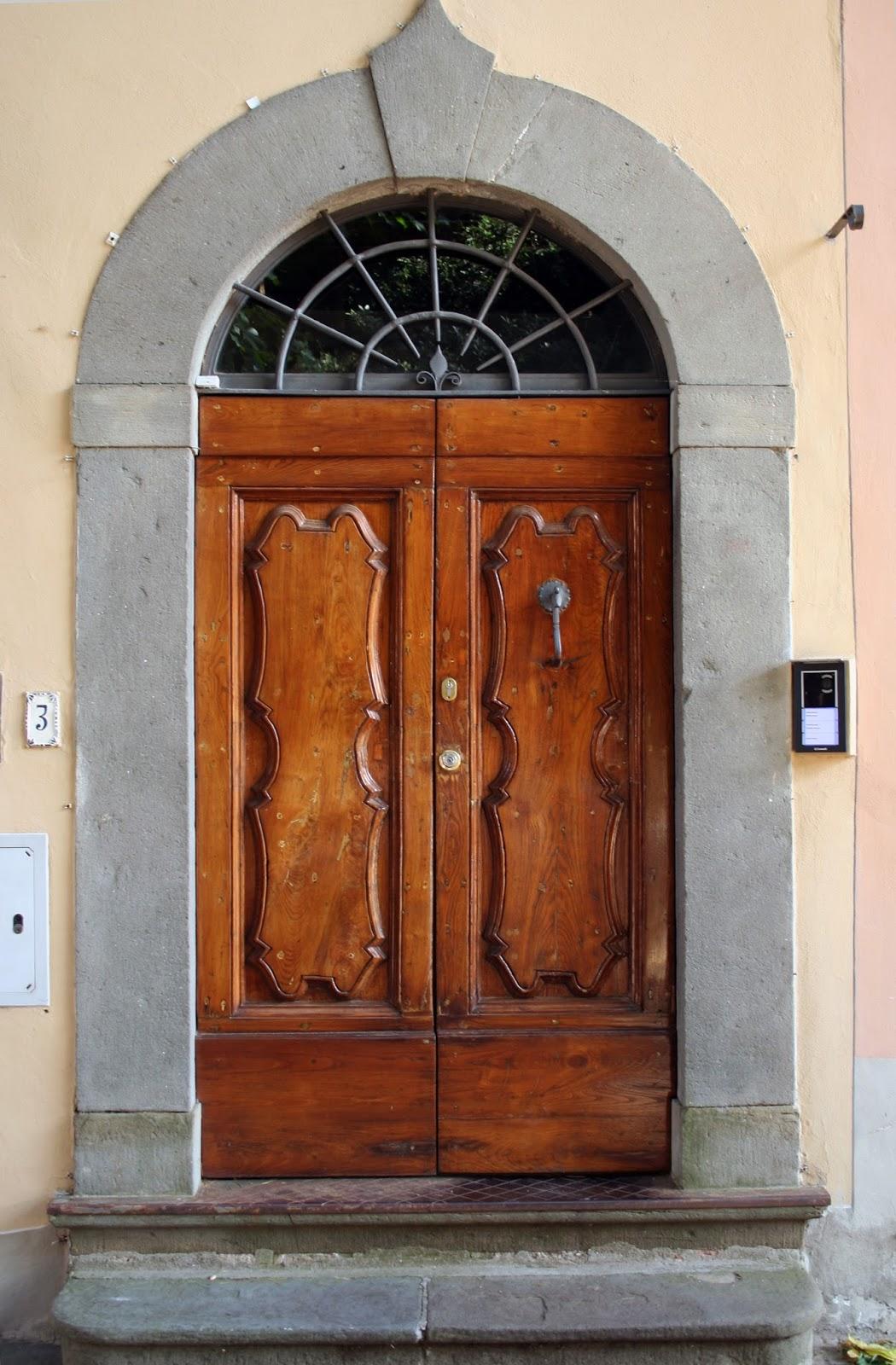 Alte Holztüren siebenvorsieben