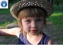 Dziękuję za 1% dla mojej córki
