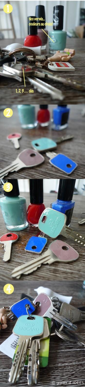 Personalizar llaves en Recicla Inventa