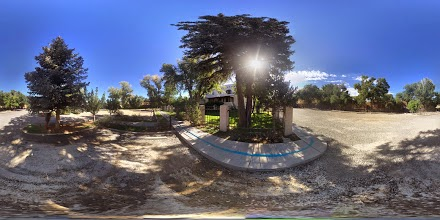 The Fechin House in 360 Degrees.