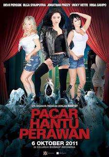 Film Pacar Hantu Perawan,Dewi Persik Film Pacar Hantu Perawan,cover Film Pacar Hantu Perawan