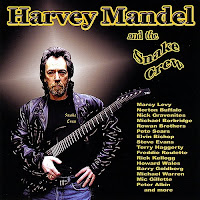 Harvey Mandel & The Snake Crew