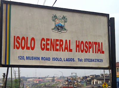 isolo general hospital morgue closed down