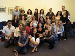 Entrenamiento en Terapia de Parejas. IChTF Marzo 2011