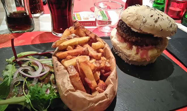 restaurant, nantes, la récré, burger, bullelodie