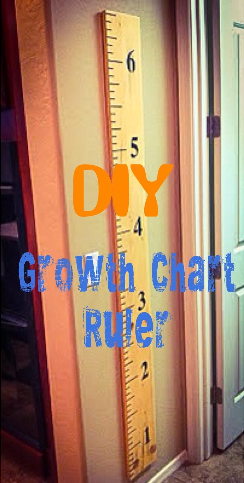 Alohamora open a book diy growth chart ruler nvjuhfo Gallery