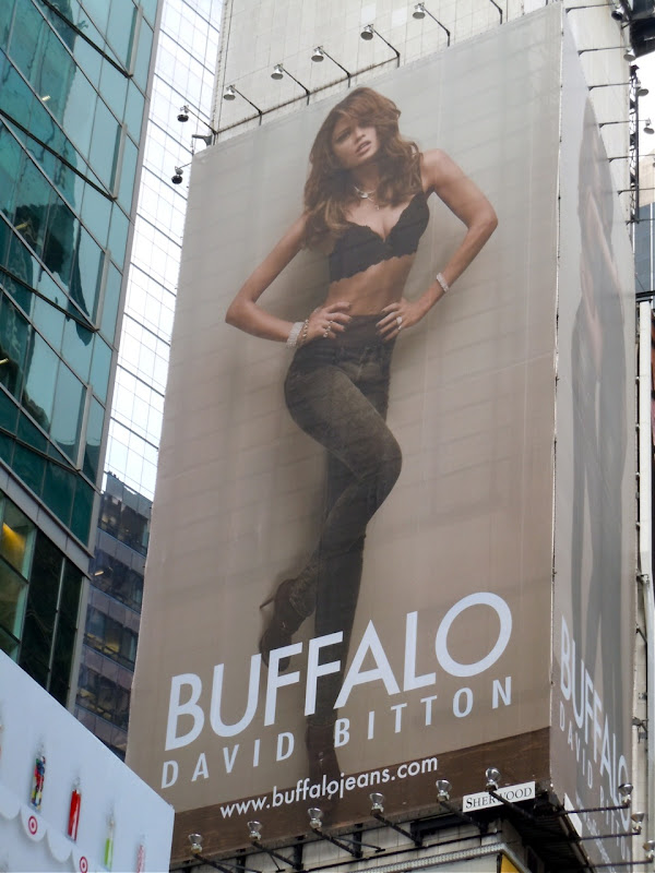 Buffalo billboard New York
