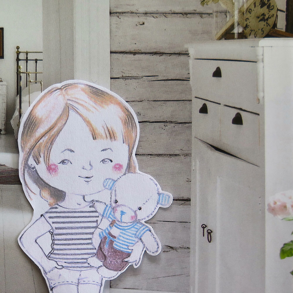 Куколка Лена