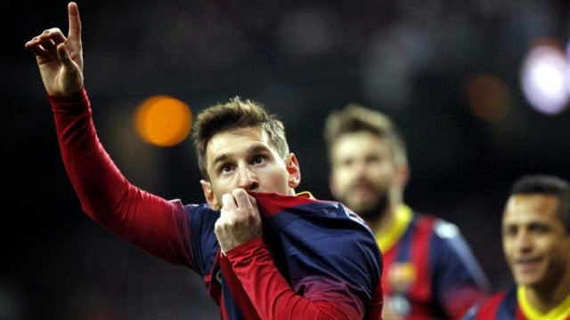 برشلونة يقترب من تجديد عقد ميسي