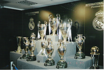 Real Madrid 9 copas de Europa Champions