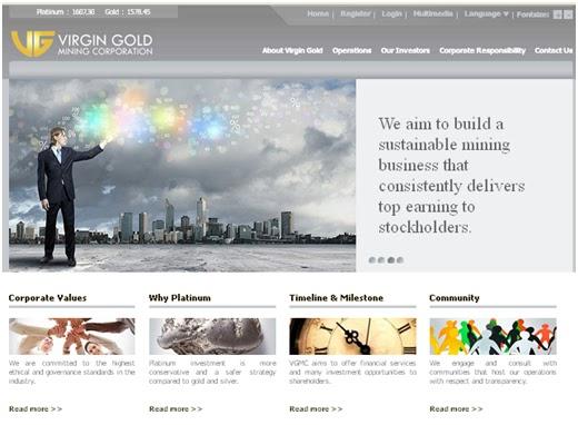 website vgmc