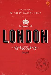 [Indonesian Romance Reading Challenge] #31 London: Angel - Windry Ramadhina