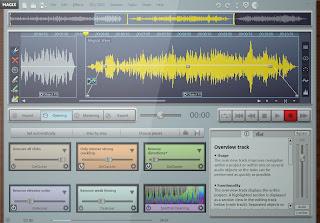 audio editing MAGIX Audio Cleaning Lab MX 18