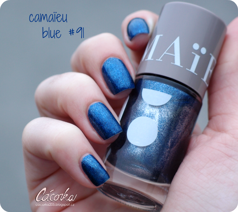Camaïeu - Blue 91