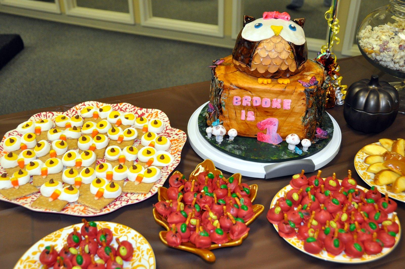 Halloween Themed Birthday Parties. Another Rock Farm Birthday ...