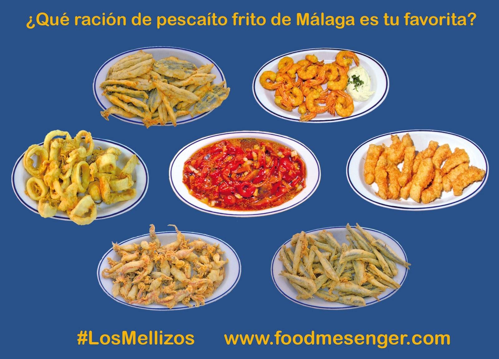 Comida a domicilio de restaurantes de m laga pescaito - Los mellizos malaga ...