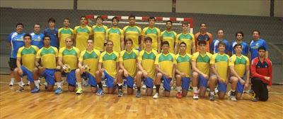 Brasil casi listo para Panamericano Juvenil MAsculino | Mundo Handball