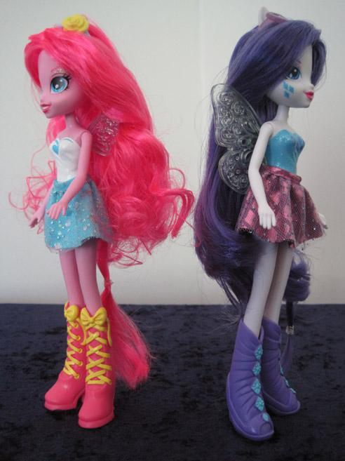 MLP: Equestria Girls wings.