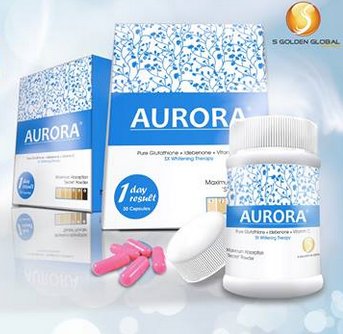 Aurora SX whitening therapy