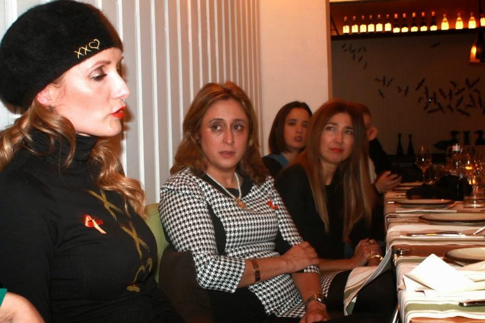 Sandra Ibarra, Encuentros Bazar Me Lo Pido, Forte Pizza, Fundación Sandra Ibarra de Solidaridad frente al Cáncer, Kiss and Fly Solidary, gourmet, ayuda, style, travel, cool, donde ir, que hacer, evento blogger