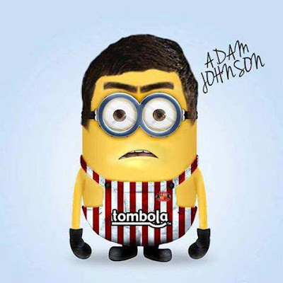 Minion Adam Johnson