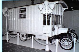 Vintage motorhomes