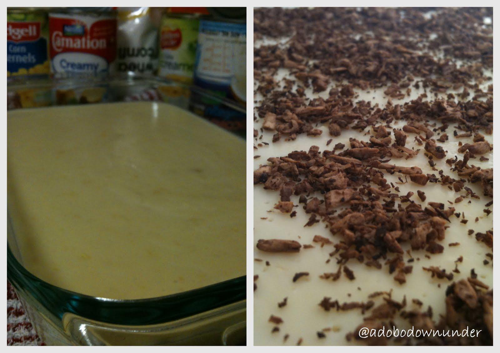 how to cook maja blanca mais