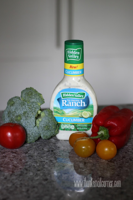 Hidden Valley Ranch Cucumber