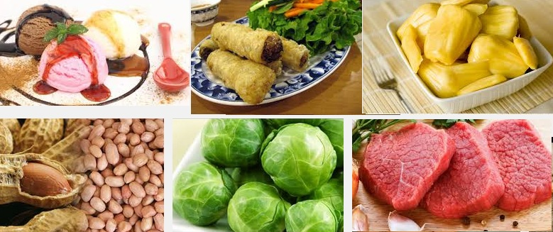 10 Makanan yang Perlu Dihindari
