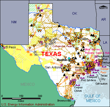 Oil Peak Oil Production From The Top Five US Oilproducing - Oil from texas in us map