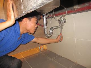 Sửa điện nước tại quận Long Biên giá rẻ