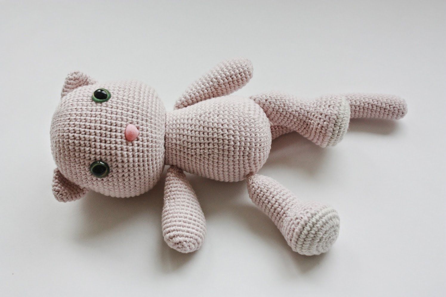 ... by Happyamigurumi: A New Pattern out now: Amigurumi Cat Pattern