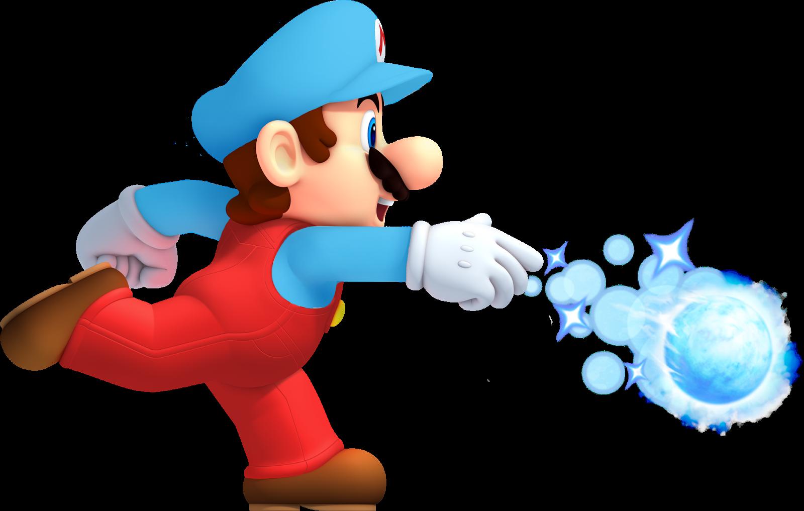 Tommy S Super Mario Blog