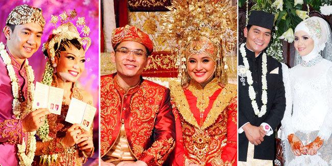Pakaian Pernikahan Adat Jawa