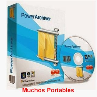 PowerArchiver 2015 Pro Portable