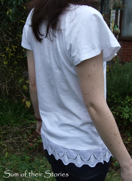 Top And T Shirt Refashion Inspiration