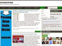 Template Seo 3 Kolom Mantap untuk Adsense Terbaru