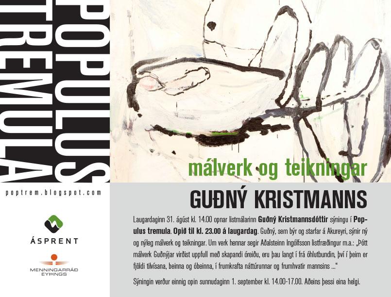 Gudny-Kristmanns-augl-web