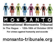 ¡Ayúdanos a consolidar el Tribunal contra Monsanto!