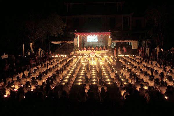 Khóa tu mùa Hè Chùa Hoa Quang Huyện ĐăkSong 09