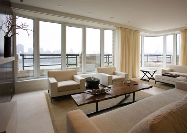 Living room window treatments ideas dream house experience for Types of living room windows