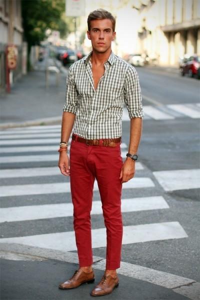 Street Style Male