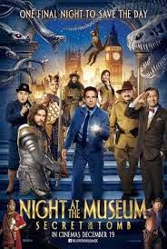 Night at the Museum Secret of the Tomb 2014