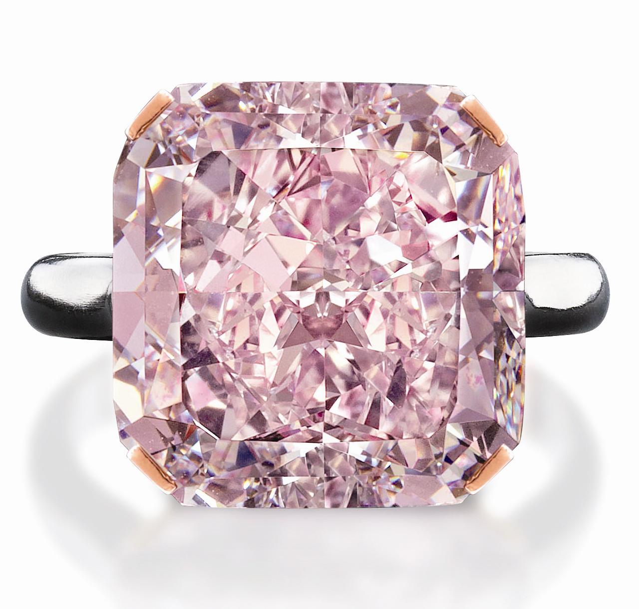 Edmonton Jeweler to Display 10 Ct Pink Diamond News Jewelry Network