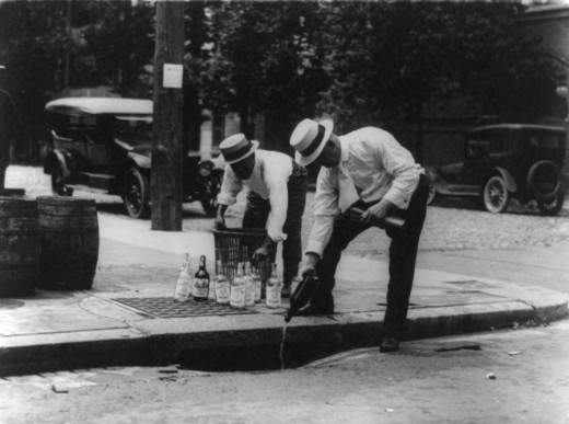 prohibition of alcohol Free essay: the american prohibition of alcohol in the 1920's the prohibition of alcohol in the united states lasted from 1920 until 1932 the movement began.