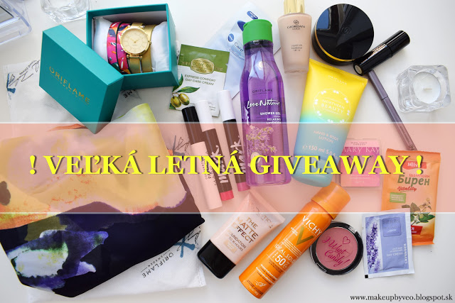 GIVEAWAY U MAKEUP BY VEO!