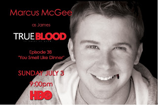 Upenn and Marcus McGee and True Blood and HBO